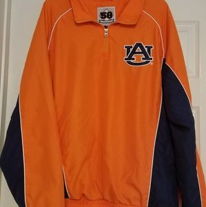 Auburn Pullover Jacket by 58 Sports Large